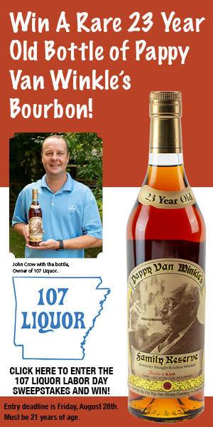 Enter the 107 Liquor contest!